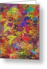 0955 Abstract Thought Greeting Card