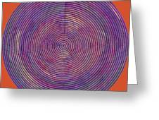 0965 Abstract Thought Greeting Card