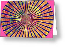 0966 Abstract Thought Greeting Card