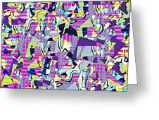 0978 Abstract Thought Greeting Card