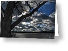 003 Grand Island Bridge Series Greeting Card