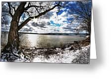 005 Grand Island Bridge Series Greeting Card