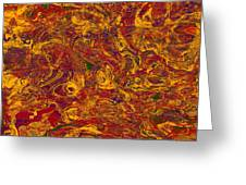 0202 Abstract Thought Greeting Card