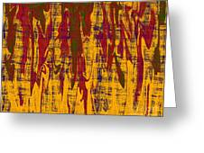 0280 Abstract Thought Greeting Card