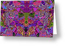 0317 Abstract Thought Greeting Card