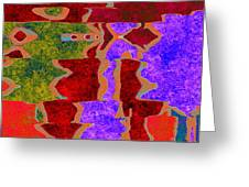 0322 Abstract Thought Greeting Card