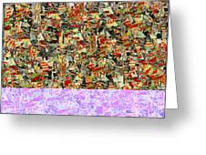 0415 Abstract Thought Greeting Card