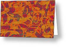 0450 Abstract Thought Greeting Card