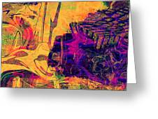 0548 Abstract Thought Greeting Card