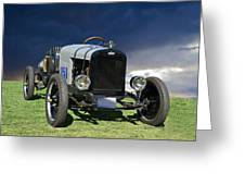 1925 Chevrolet Speedster Greeting Card