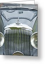 1938 Bentley Greeting Card