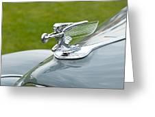 1940 Packard Greeting Card