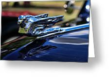 1941 Cadillac Series 62 Coupe Greeting Card