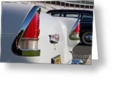 1955 Chevy Bel Air Greeting Card