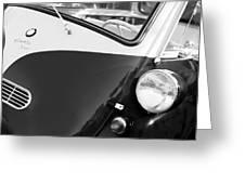 1957 Bmw Isetta 300  Greeting Card