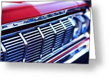 1964 Plymouth Savoy Greeting Card