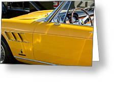 1965 Ferrari 275gts Greeting Card