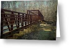 A Bridge Too Far Greeting Card