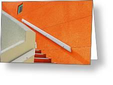 a L'orange Greeting Card