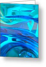 Abstract 4388 Greeting Card