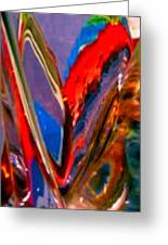 Abstract 4786 Greeting Card