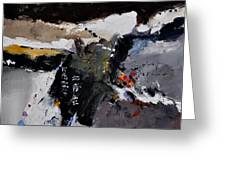 Abstract 8831803 Greeting Card