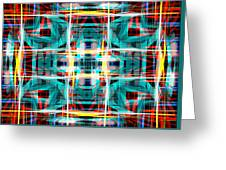 Abstract Pattern 5 Greeting Card