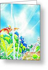 After The Squall Greeting Card