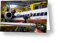 Aircraft Maintenance Greeting Card