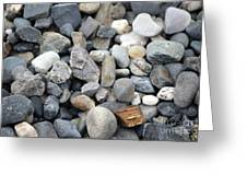 Alaskan Sand Greeting Card