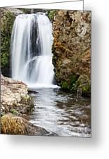 Allamere Falls Greeting Card