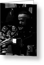 Allan Fudge Mourning Becomes Electra University Of Arizona Drama Collage Tucson Arizona 1970 Greeting Card