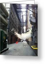 Alley 14 Greeting Card