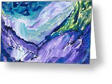 Alpine Joy Greeting Card