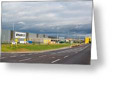 Amazon Warehouse Greeting Card