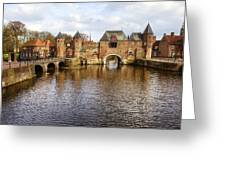 Amersfoort Greeting Card