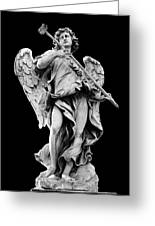 Angel With The Sponge  Greeting Card by Fabrizio Troiani