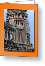 Angkor Wat Cambodia 2 Greeting Card