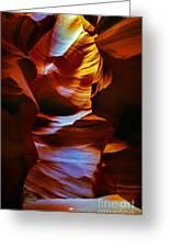 Antelope Canyon - Arizona Greeting Card