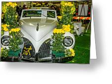 Antique Car 2 Greeting Card