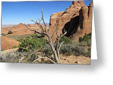 Arches National Park Greeting Card