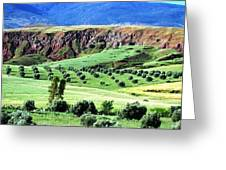 Atlas Mountains 2 Greeting Card