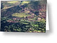 Atlas Mountains 8 Greeting Card