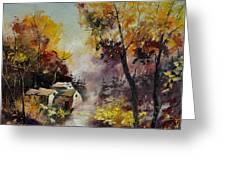 Autumn 673121 Greeting Card