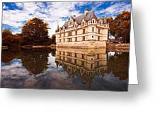 Azay Le Rideau / Loire Valley Greeting Card