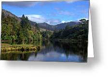 Ballynahinch Greeting Card by Peter Skelton