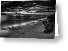 Beach 3 Greeting Card