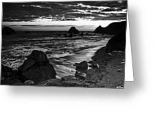 Beach 17 Greeting Card