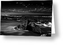 Beach 18 Greeting Card