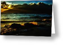 Beach 2 Greeting Card